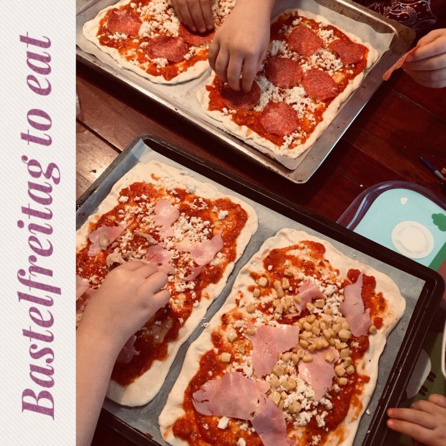 Pizzabacken