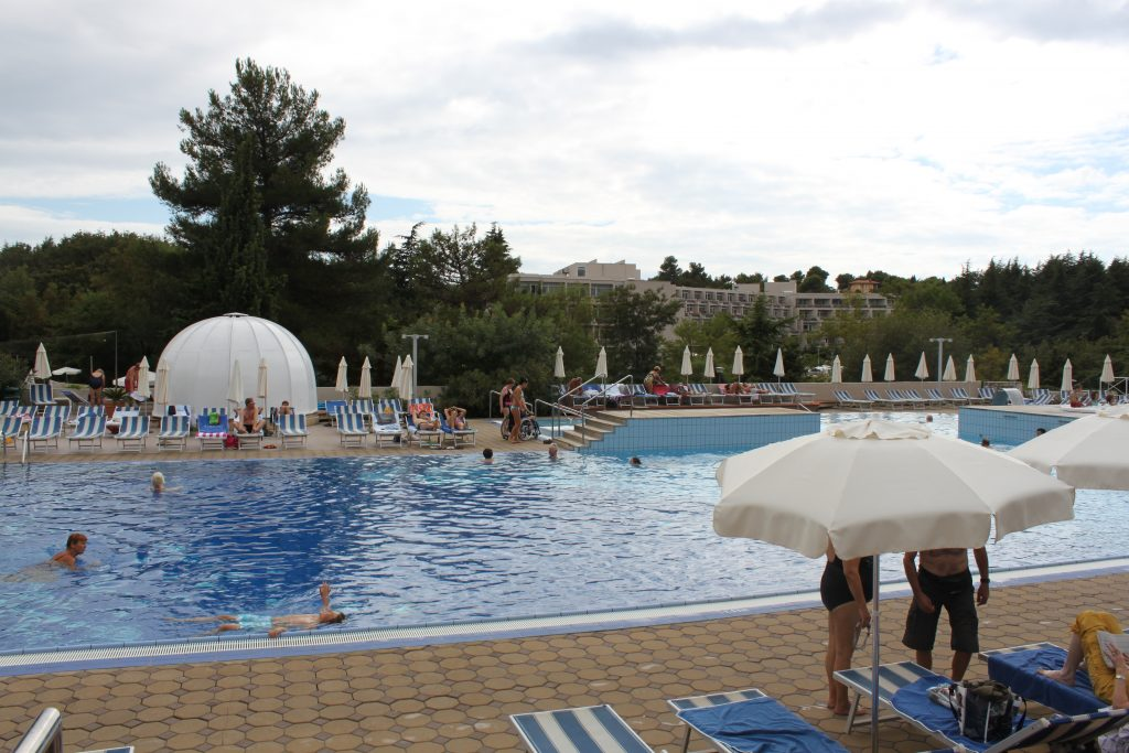 Pool Valamar Diamant