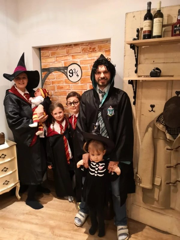 Harry Potter Party